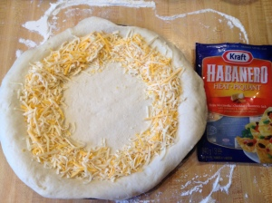 Cheese for Stuffed Crust
